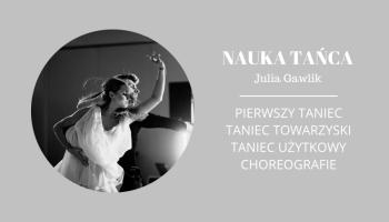Nauka tańca, pierwszy taniec, choreografia, taniec użytkowy, Szkoła tańca Wodzisław Śląski