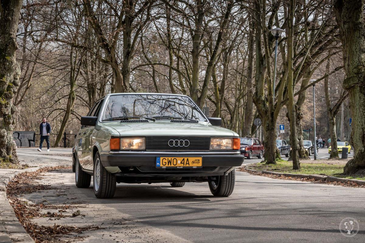 Audi 80 b2 GLS 1980r Zawiozę do ślubu lub na inną okazję., Wejherowo - zdjęcie 1
