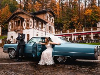 Cadillac DeVille 1966 - luksusowy, legendarny , V8 rodem z USA,  Nowy Sącz