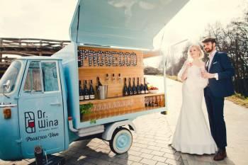Dr.Wina by Bocelli Van, Barman na wesele Bełchatów