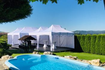 EVENEMENT - Ślub w plenerze, Wypożyczalnia namiotów Koniecpol