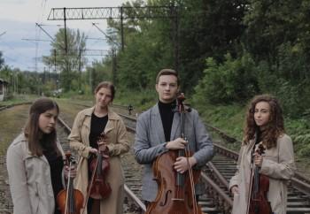 Eslavo Quartet, Oprawa muzyczna ślubu Brzeszcze