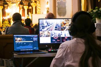 Transmisja online ślubu (kościelny, cywilny, plenerowy) - DOTRecords, Kamerzysta na wesele Działoszyn
