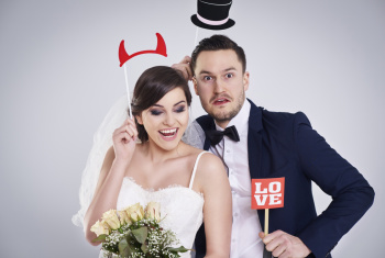 Fotobudka + Mixologiq🍹 + Ciężki Dym☁ + Iskry✨ + Napis Amore - 2500 zł, Fotobudka, videobudka na wesele Jelcz-Laskowice