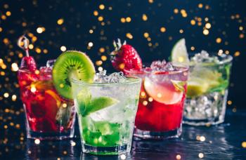 Automatyczny Barman - Mixologiq, Bar z musującym winem, Drink Bar