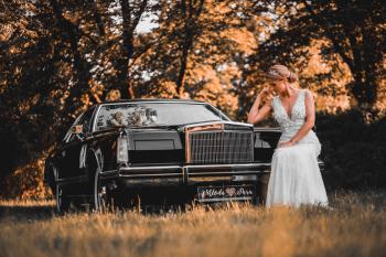 ✪ Klasykiem w Nowe Życie ✪, Samochód, auto do ślubu, limuzyna Bieruń