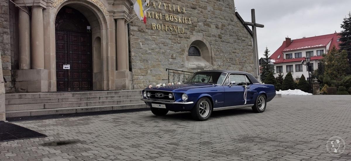 Zabytkowy Ford Mustang 1967 rok, Kraków - zdjęcie 1