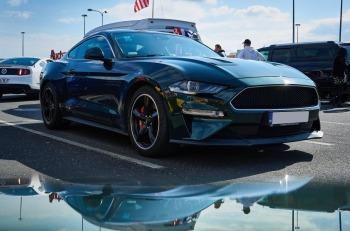 Mustangiem do ślubu - Ford Mustang BULLITT, Samochód, auto do ślubu, limuzyna Zielona Góra