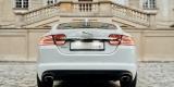 Samochód Auto do ślubu, na wesele Jaguar XF, Leszno - zdjęcie 4