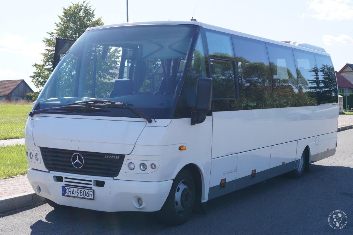 Wynajmę  autobusy 19,29,54,60 osób, Kraków - zdjęcie 1