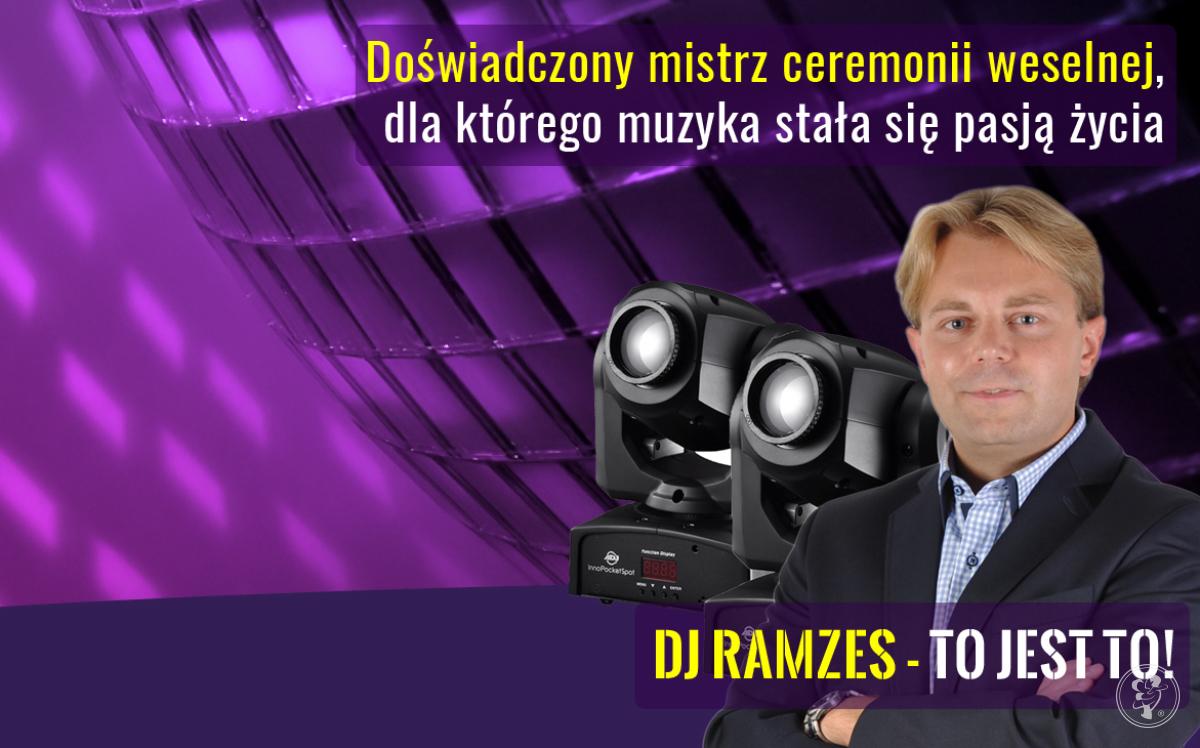 DJ RAMZES - dj prezenter wodzirej na twoje wesele, Kościan - zdjęcie 1