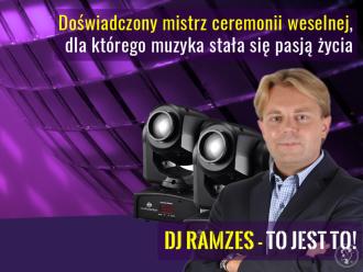 DJ RAMZES - dj prezenter wodzirej na twoje wesele,  Kościan