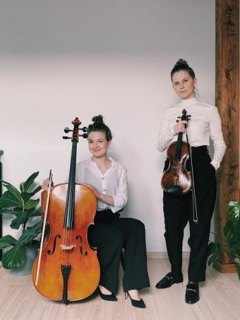 Duet smyczkowy na ŚLUB, Oprawa muzyczna ślubu Gdańsk