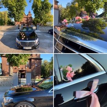 MERCEDES-BENZ S-klasa W 222 AMG LONG, Samochód, auto do ślubu, limuzyna Karczew