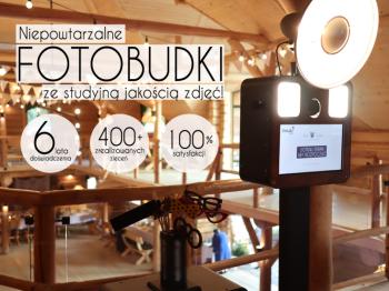 Fotobudka EPIC EVENTS - Studyjna jakość zdjęć - Drewniane gadżety!, Fotobudka, videobudka na wesele Bytom