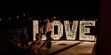 LOVE litery/napis/zieleń 3D/największy1,7m!wys/wynajem, Ciechanów - zdjęcie 3