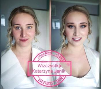 Katarzyna Janik - Wizażystka, Makijaż ślubny, uroda Żywiec