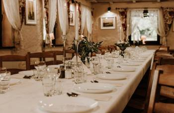 Restauracja Rozkówka, Sale weselne Poręba