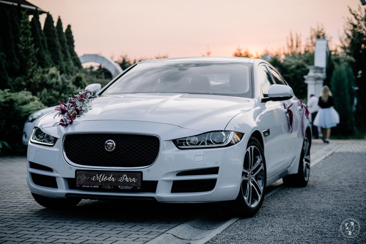 Dreamwedding-art biała perła jaguar xe 3.0 Premium biały 340 KM skóra, Bulowice - zdjęcie 1