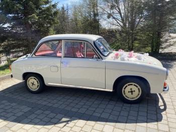 Syrena do ślubu, Samochód, auto do ślubu, limuzyna Ustka
