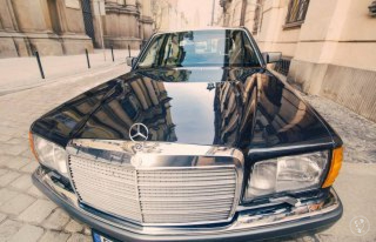Mercedes 560 SEL Limuzyna do ślubu Legnica UNIKAT!, Legnica - zdjęcie 1