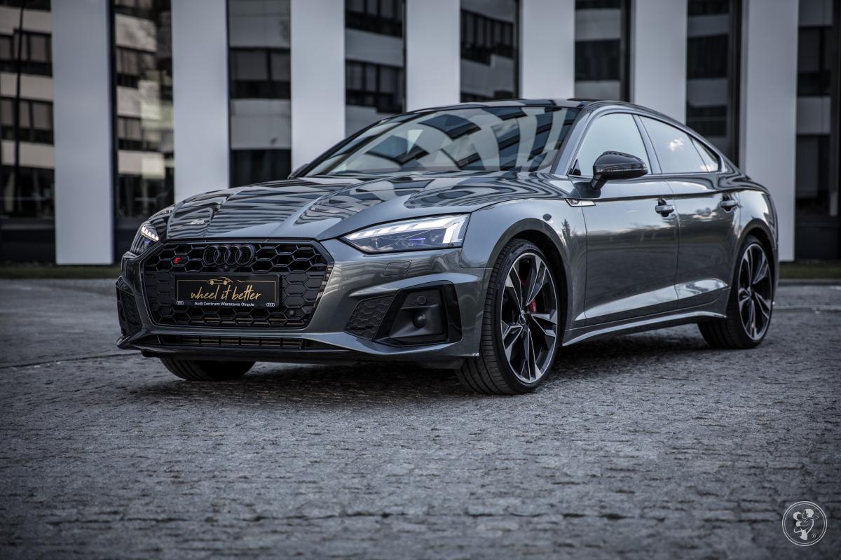 Do ślubu Audi S5 2020, Warszawa - zdjęcie 1