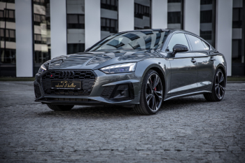 Do ślubu Audi S5 2020