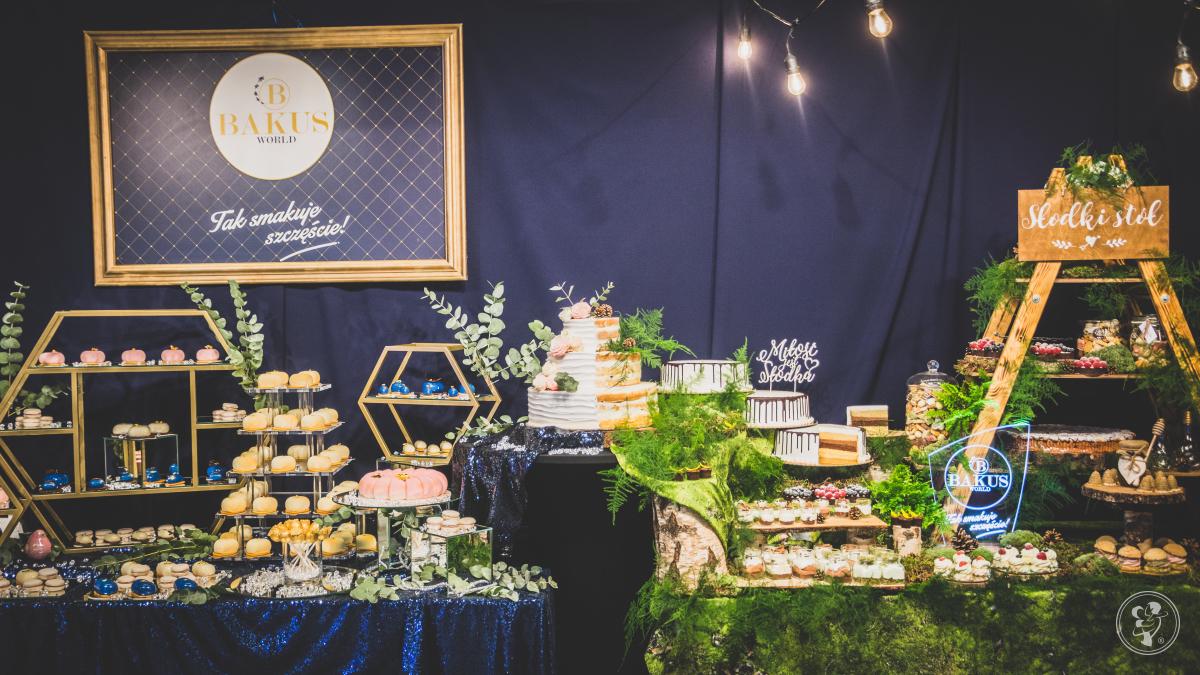 Cukiernia Bakus World - Słodkie stoły, Torty, Czechowice-Dziedzice - zdjęcie 1