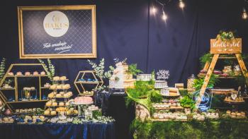 Cukiernia Bakus World - Słodkie stoły, Torty, Słodki kącik na weselu Pszczyna