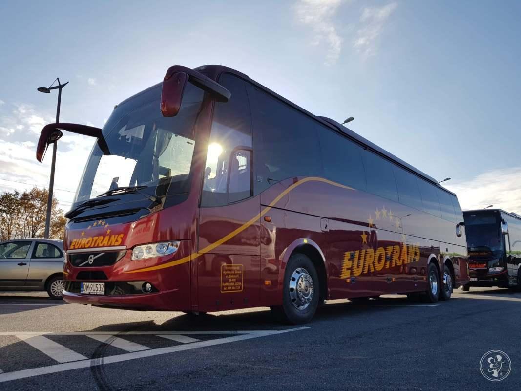 euro trans wynajem luksusowych autokarów oraz busów  przewóz gości, Kamienna Góra - zdjęcie 1