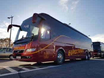 euro trans wynajem luksusowych autokarów oraz busów  przewóz gości, Wynajem busów Niemcza