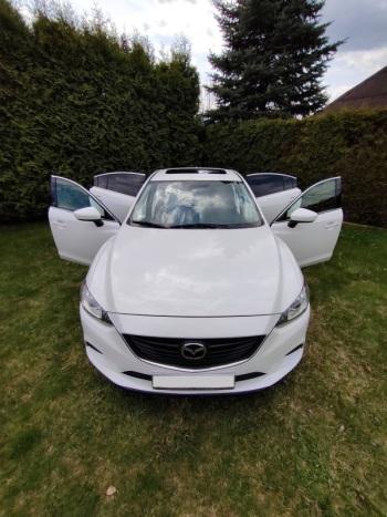 Mazda 6 do ślubu, Samochód, auto do ślubu, limuzyna Częstochowa