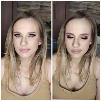 Natalia Chyła MakeUp- makijaż ślubny i okolicznościowy plus fryzjer!, Makijaż ślubny, uroda Tczew
