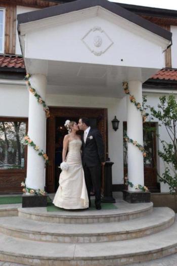 DEDEK PARK czyli wesele w Parku Skaryszewskim z widokiem na rosarium, Sale weselne Bieżuń