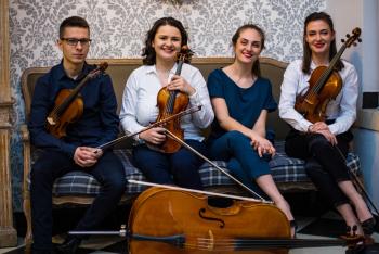 Kwartet Smyczkowy, Oprawa muzyczna ślubu Częstochowa