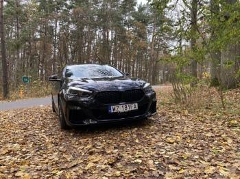 BMW M235i Gran Coupe Samochód, Samochód, auto do ślubu, limuzyna Piaseczno