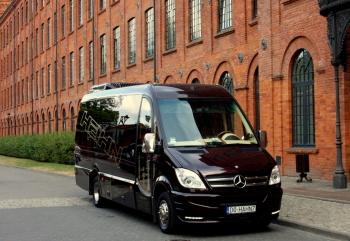 MARCEL-BUS/ Przewóz gości weselnych/ Komfortowe busy 20 i 23 osobowe, Wynajem busów Polkowice