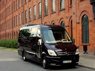 MARCEL-BUS/ Przewóz gości weselnych/ Komfortowe busy 20 i 23 osobowe,  Boguszów-Gorce