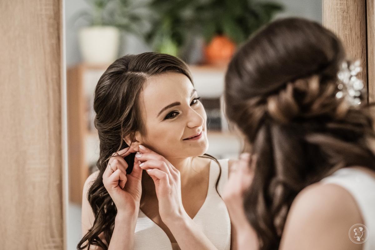 Makijaż Ślubny w Studio Urody Endorfina:), Nowy Sącz - zdjęcie 1