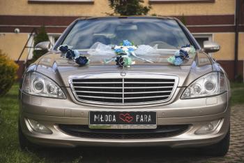 Lincoln Excalibur , Mercedes Klasa S