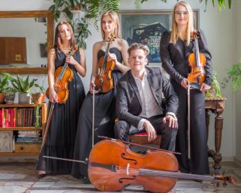 Dobry Kwartet - oprawa muzyczna, Oprawa muzyczna ślubu Józefów