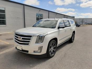 PERFEKCYJNY Cadillac Escalade, Samochód, auto do ślubu, limuzyna Szczucin