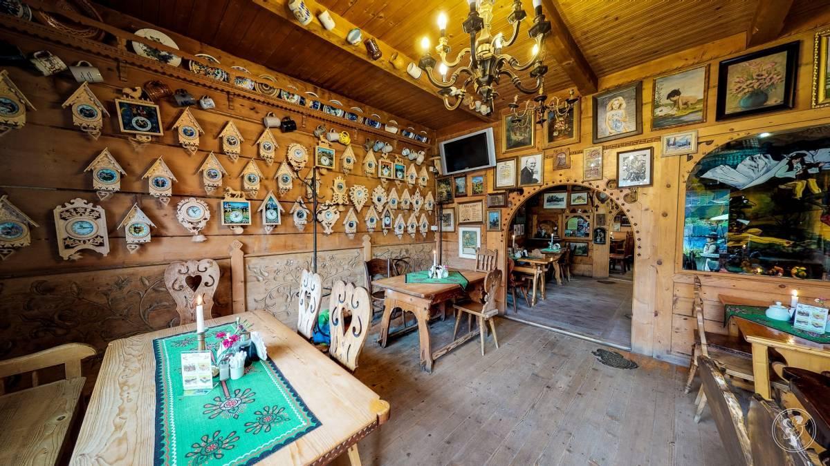 Żabi Dwór Karczma, Zakopane - zdjęcie 1