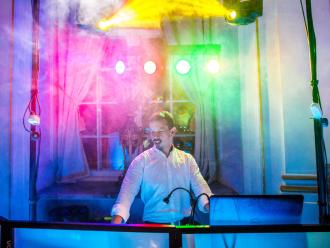DJ Robert wesele polsko niemieckie międzynarodowe DJ język niemiecki,  Wągrowiec