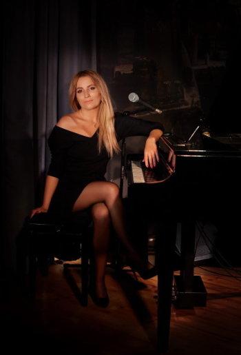 Joanna Wojnowska Muzyka z Klasą śpiewanie przy fortepianie!, Oprawa muzyczna ślubu Chodecz