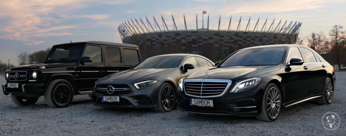 Mercedes S klasa, Audi A8, Lexus GS - Wypożyczalnia Sambor, Warszawa - zdjęcie 1