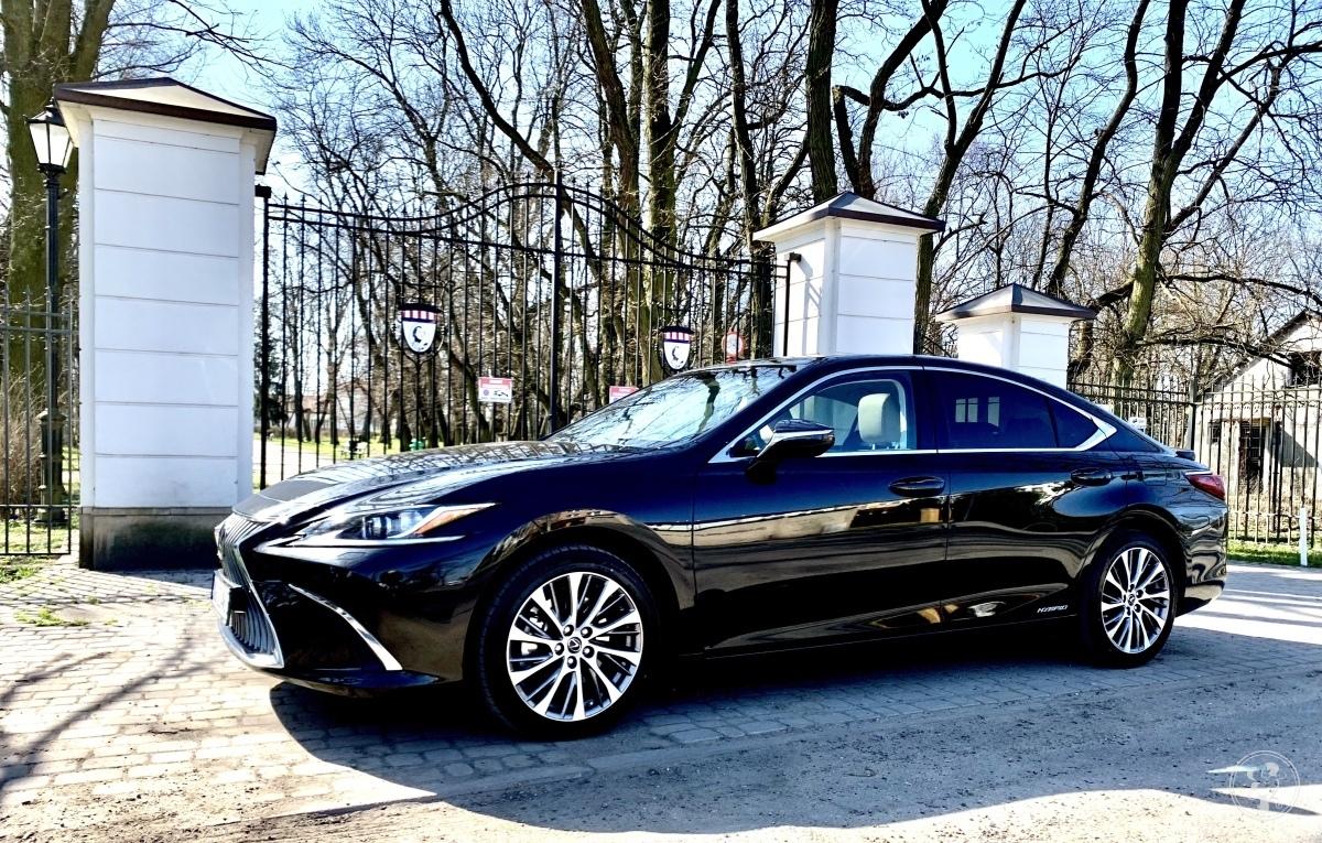 Lexus ES Graphite Black 2021 ALUR VIP Line, Warka - zdjęcie 1