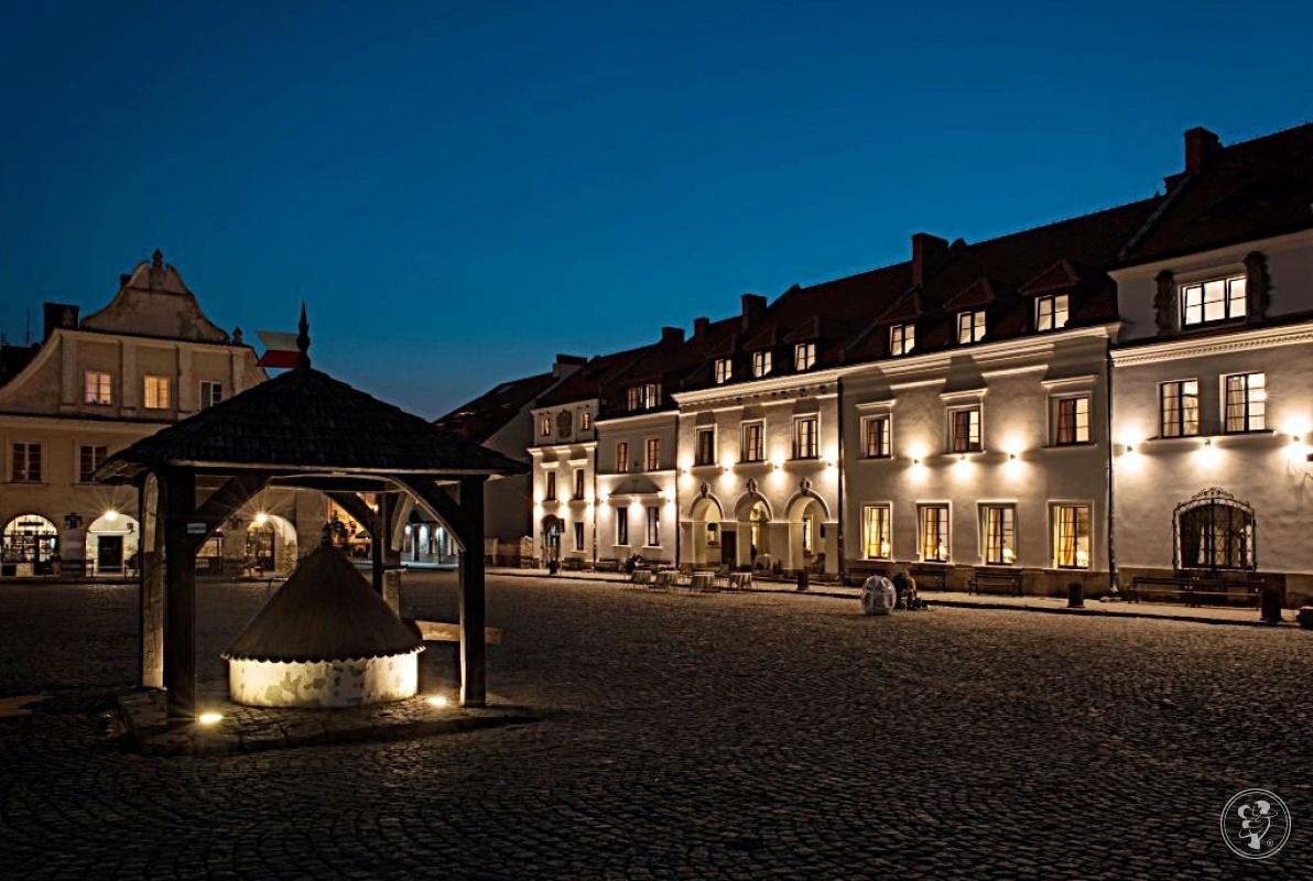 Restauracja Dom Architekta Sala weselna na Rynku, Kazimierz Dolny - zdjęcie 1