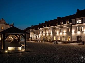 Restauracja Dom Architekta Sala weselna na Rynku,  Kazimierz Dolny