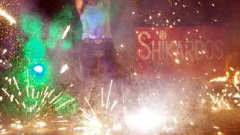 Fireshow SHIKARDOS.Taniec ogniem,pokazy ognia,fajerwerków.Bez zadatku, Teatr ognia Gdynia